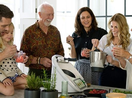 mealtime reimagined with Thermomix